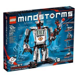 ASSEMBLAGE CONSTRUCTION LEGO®  31313 - Robot Mindstorms EV3