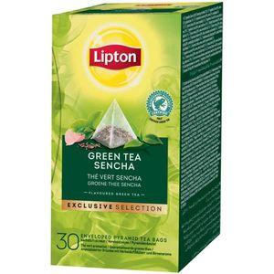 THÉ Exclusive Selection Boîte de 30 sachets de thé ver
