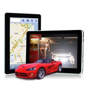 GPS AUTO MOONAR® 7 pouces GPS Truck Navigation MTK Capacité