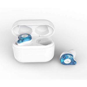 CASQUE - ÉCOUTEURS OKCSC Écouteurs True Wireless — Écouteurs intra-au