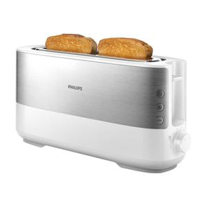 GRILLE-PAIN - TOASTER Philips Viva Collection HD2692 Grille-pain 2 tranc