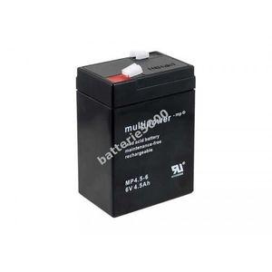 BATTERIE VÉHICULE Powery Batterie de remplacement pour Peg Perego...