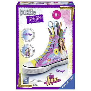 PUZZLE SOY LUNA GIRLY GIRL Puzzle 3D Sneaker 108 pcs