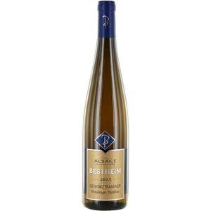 VIN BLANC BESTHEIM Gewurztraminer Vin d' Alsace Vendanges ta