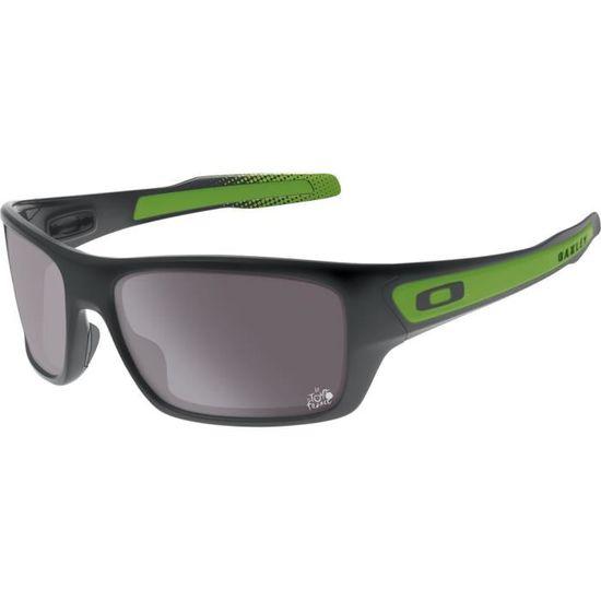 Lunettes de soleil Oakley Turbine Tour de France Prizm Daily Polarized - 65  - Achat   Vente lunettes de soleil Mixte Adulte - Cdiscount b7408870bf29