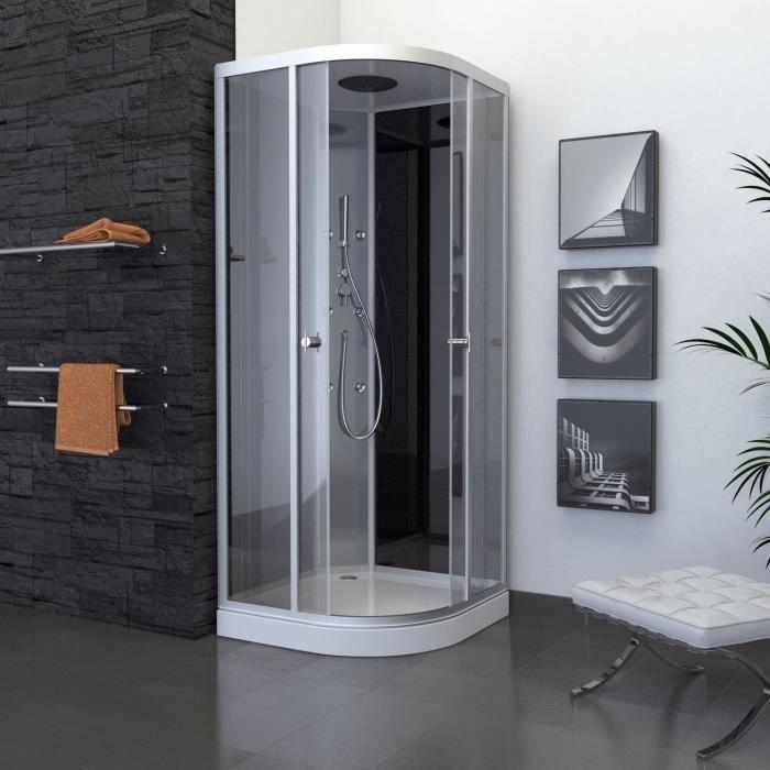 cabine de douche aurlane. Black Bedroom Furniture Sets. Home Design Ideas