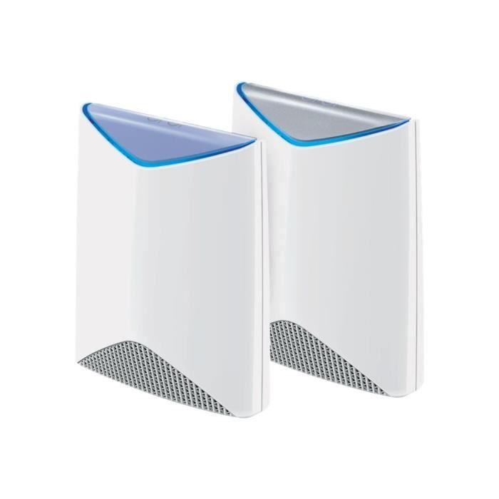 NETGEAR Routeur Pro AC3000 - Pack routeur + Satellite SRK60