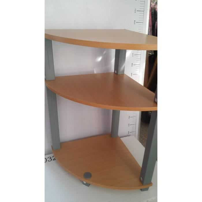 meuble d angle de rangement achat vente pas cher. Black Bedroom Furniture Sets. Home Design Ideas