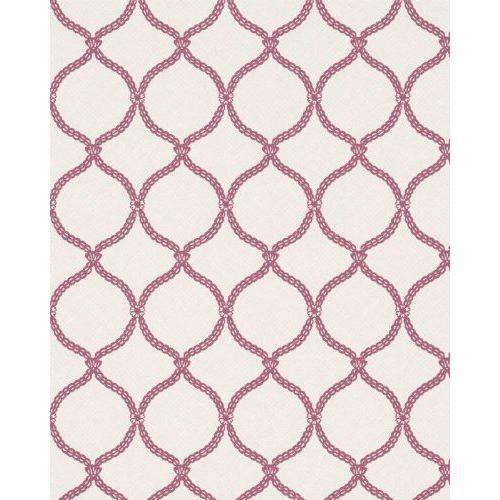 zuhause wohnen 3 papier peint, couleur : rose clair, violet