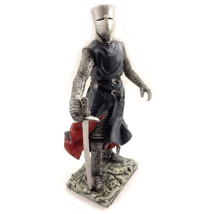 """Image De Chevalier Du Moyen Age figurine """"chevalier moyen age"""" - achat / vente figurine - personnage"""