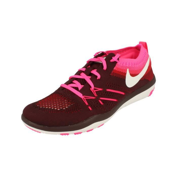 Nike Femmes Free Tr Focus Flyknit Running Trainers 844817 Sneakers Chaussures