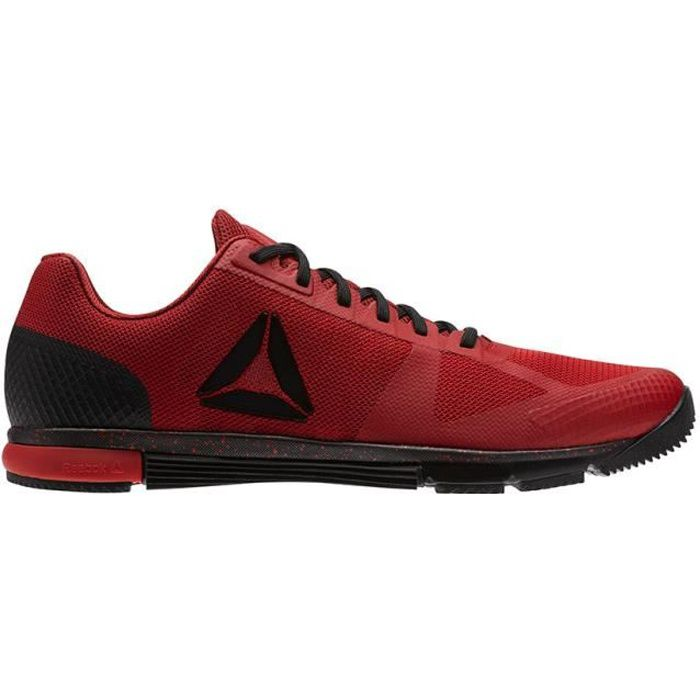 4be145dc76b Chaussures Reebok CrossFit Speed TR 2.0 rouge noir - Prix pas cher ...
