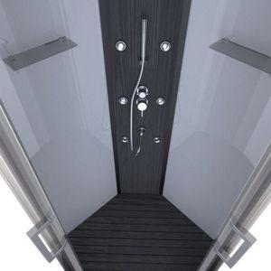 cabine de douche 95x95 achat vente pas cher. Black Bedroom Furniture Sets. Home Design Ideas