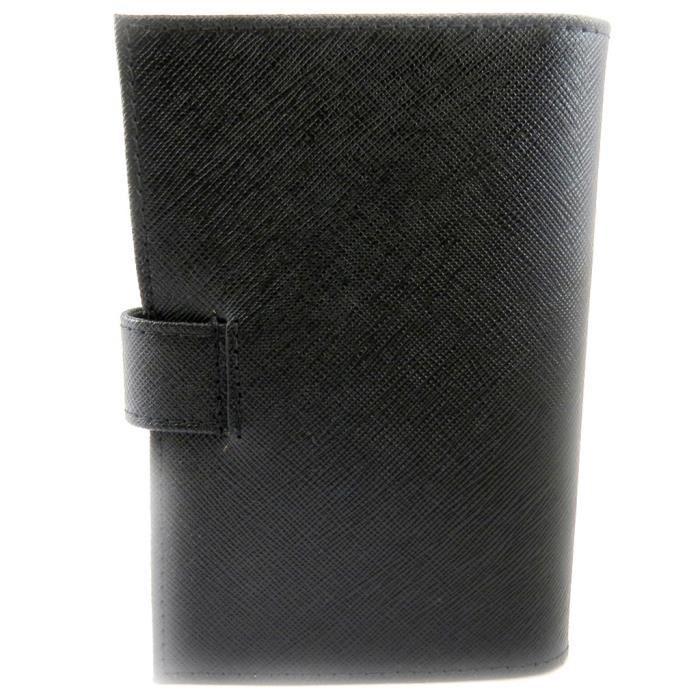 porte papiers de voiture cuir frandi noir. Black Bedroom Furniture Sets. Home Design Ideas