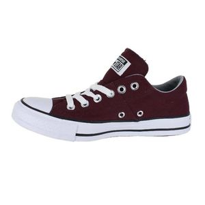 Converse Madison Low 41 Top Taille OVTI3 Leather Sneaker Women's AZAqx4nT