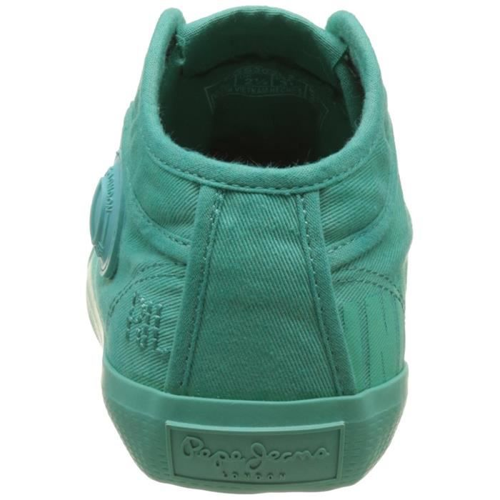 Baskets Industry turquoises (38 - Turquoise)