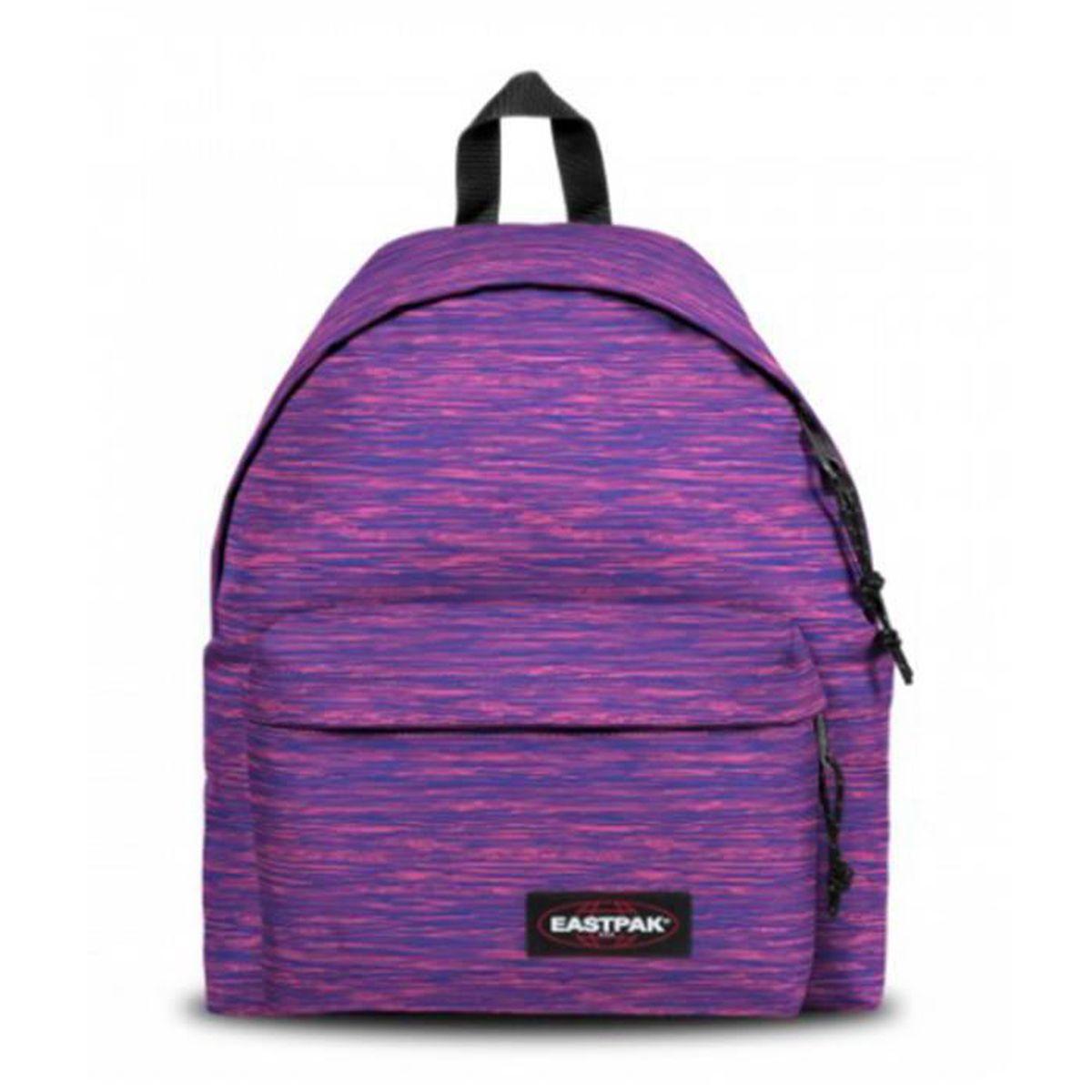 sac dos scolaire eastpak de la collection padded knit. Black Bedroom Furniture Sets. Home Design Ideas