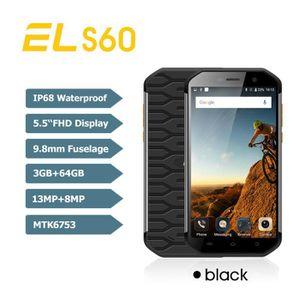 Téléphone portable Téléphone déverrouillé Dual SIM ROM 64 Go / 3 Go d