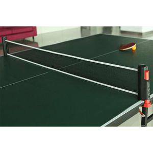 FILET DE TENNIS  Grille de ping-pong - télescopique rack net Porta