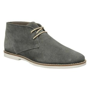 Pointure Chaussures Bridges FRANCK 43 Montante Charcoal Homme leather WRIGHT q60T6O