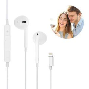 OREILLETTE BLUETOOTH Casque bluetooth Écouteurs pour iPhone 7 8 Plus X
