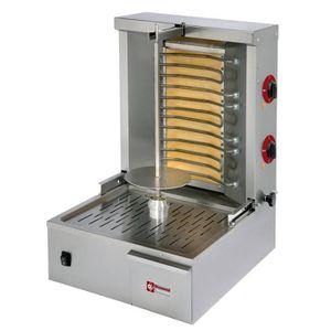 Machine à kébab Grill spécial kebab - Électrique - 20 Kg