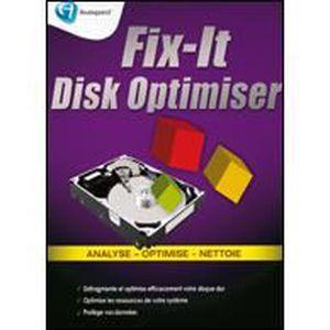 UTILITAIRE À TÉLÉCHARGER Fix-It Disk Optimizer