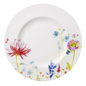 assiette plate fleur achat vente assiette plate fleur. Black Bedroom Furniture Sets. Home Design Ideas
