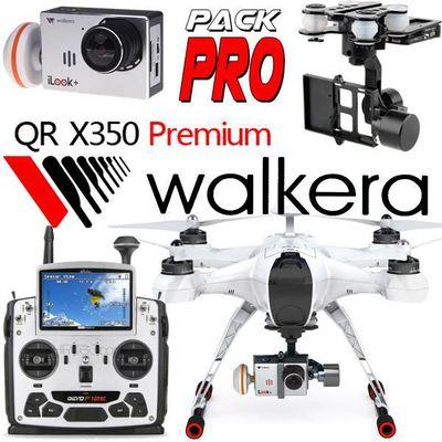 QR X350 Premium - Pack Complet Pro - Drone radiocommandé GPS