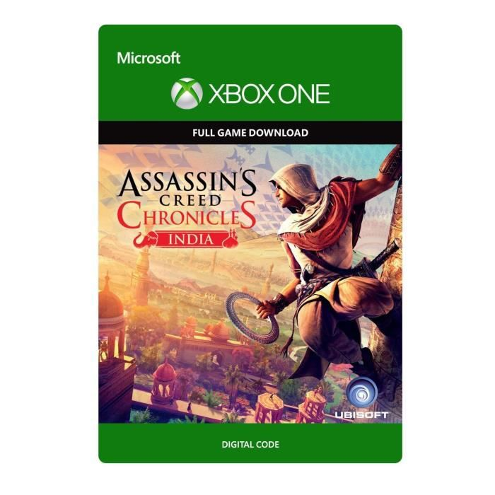 Assassin's Creed Chronicles - India Jeu Xbox One à télécharger