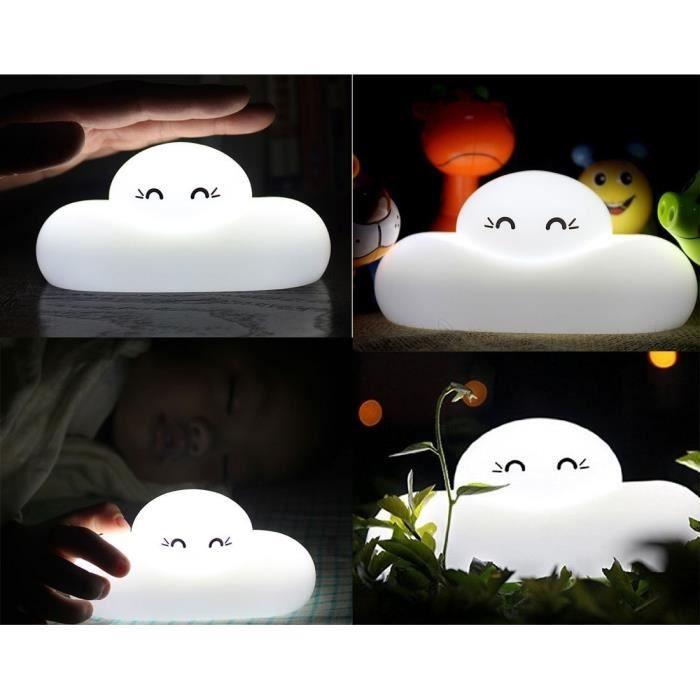 Blancs Veilleuse LED Enfants Lampe Applique Murale Lampe De Nuit Lampe Pour  Chambre Du0027enfants Chambre De Bébé
