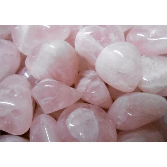74d15b8383 Pierres semi précieuses, quartz rose, à l'unité - Achat / Vente ...
