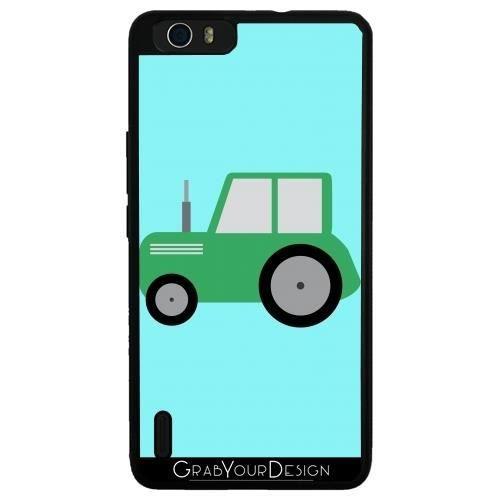 coque iphone 6 tracteur