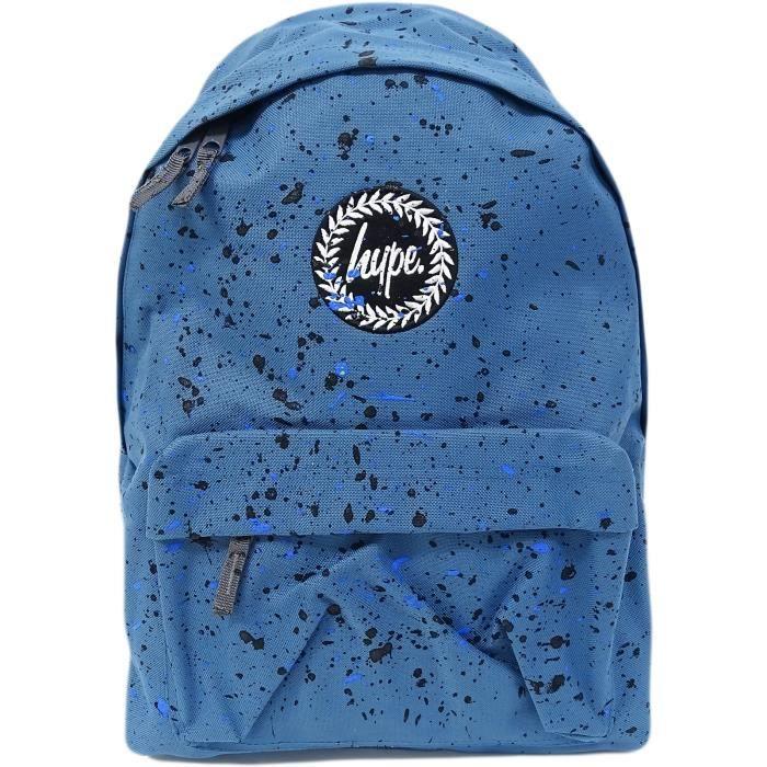Hype sac sac à dos - bleu Airforce Splatter avec l'armée de l'air noire et marine - noir - bleu marine unique taille