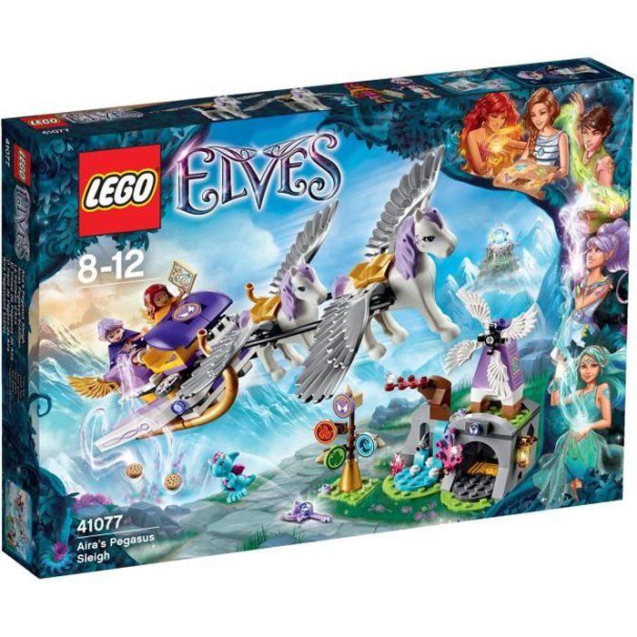 Traîneau Assemblage Elves Achat Vente D'aira Le Lego® 41077 Yy76bfg