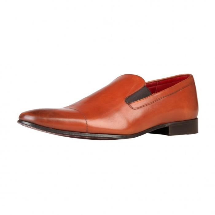 Mocassins homme Versace nouvelle collection V1969 Marron TABAC ... ab535a4abbe