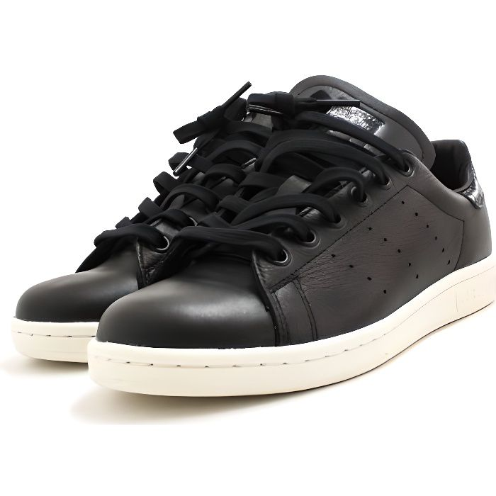 check out 09f55 73eae Baskets adidas Originals Stan Smith Leather - BZ0467