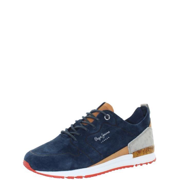 Bleu Jeans Baskets pep42904 ref Tinker Pepe Bleu Smart 575 Bleu Pro 6xwSq8wO5