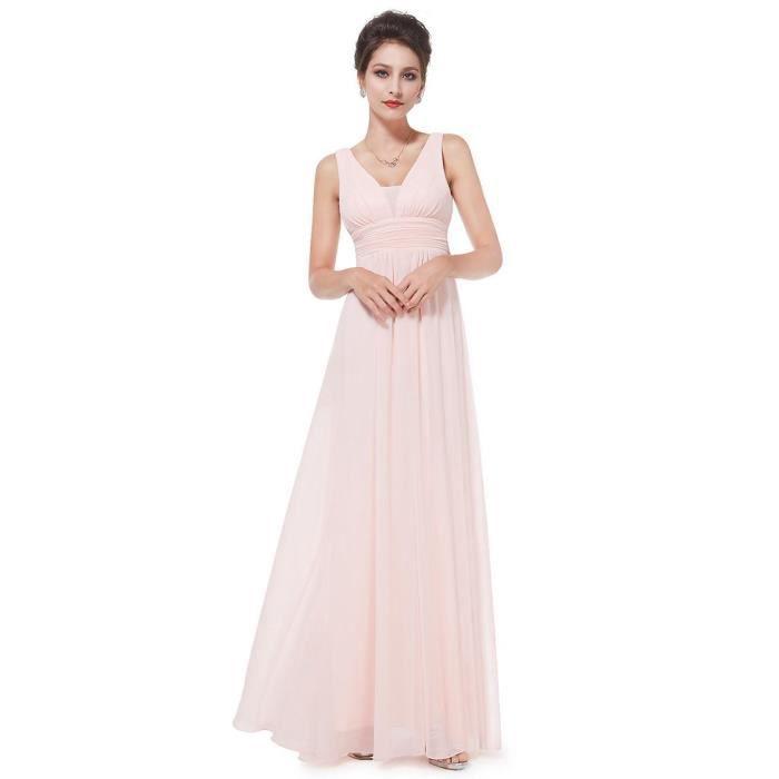 50f5b12e26a Femmes Robes de Noël pour une longue durée 08110 3WJI2U Taille-46 ...