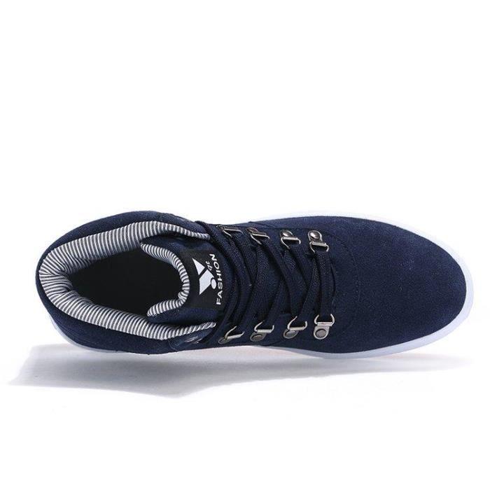 R66089597 Homme Bleu AntidéRapant 44 Textile Masculines Basket Confortable 8007 S0qwC