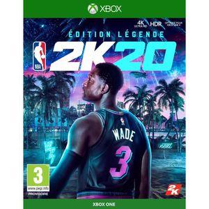 JEU XBOX ONE NOUVEAUTÉ NBA 2K20 Édition Légende Jeu Xbox One