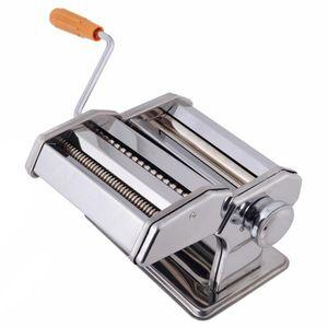 USTENSILES DECORATION  Gaintex Machine à Pâtes Manuelle pour Faire Pâtes