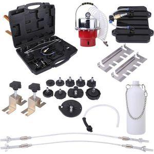 PURGEUR DE FREIN Kit d'outils pour le purgeur pneumatique à pressio