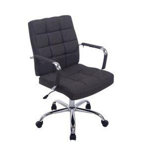 chaise de bureau a roulettes achat vente pas cher. Black Bedroom Furniture Sets. Home Design Ideas