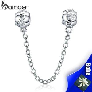 Charm's Comfort Chains Charms pendantif Argent 925 cristal