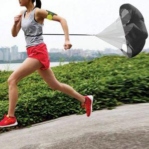 PARACHUTE 56''Parachute d'exercice de musculaire Parapluie d