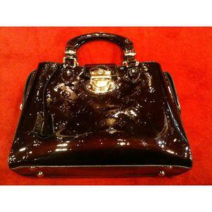 792bc294a82 Sac Louis Vuitton Melrose en cuir verni monogram - Achat   Vente Sac ...