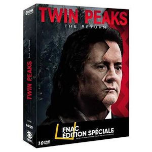 BLU-RAY SÉRIE Twin Peaks Edition FNAC A Limited Event Series Blu