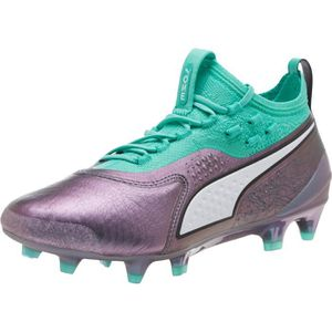 new styles 85c43 3616c CHAUSSURES DE FOOTBALL PUMA One 1 IL FG-AG Jr, Sol ferme, Enfant
