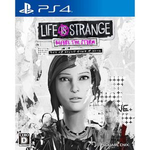 JEU PS4 Square Enix Life is Strange Before the Storm SONY
